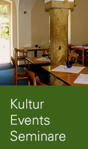 Kultur Events Seminare